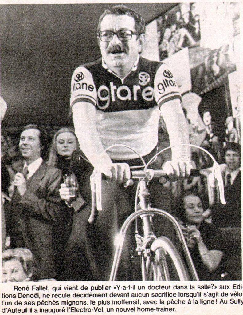 René Fallet (Miroir du Cyclisme)